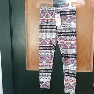 NWT Epic Threads Girls leggings